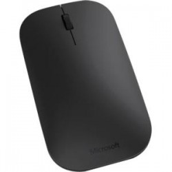 Microsoft - 7N5-00005 - Microsoft- IMSourcing Designer Bluetooth Mouse - BlueTrack - Wireless - Bluetooth - Black - 1000 dpi - Computer, Tablet, Notebook - Scroll Wheel - 3 Button(s) - Symmetrical