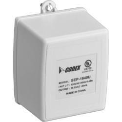 Bosch - D1640 - Constructa D1640 Transformer - 40 VA - 120 V AC Input - 16.5 V AC Output