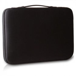V7 - CSE5H-BLK-9N - V7 Elite CSE5H-BLK-9N Carrying Case (Sleeve) for 12, MacBook Air - Black - Neoprene Exterior, Fleece Interior - Handle - 8.8 Height x 12.8 Width x 1 Depth