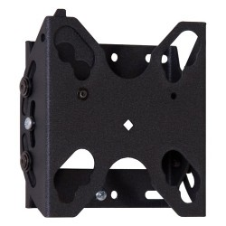 Chief - FTR100 - Chief FTR100 Wall Mount for TV, Monitor - 32 Screen Support - 45 lb Load Capacity - Black