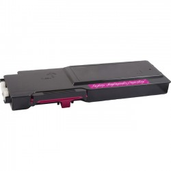 V7 - V7XKGFP - V7 V7XKGFP Toner Cartridge - Alternative for Dell (331-8431, XKGFP) - Magenta - Laser - 9000 Pages