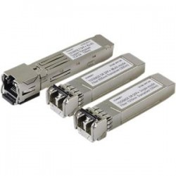 Sonnet Technologies - G10E-SFP-T - Sonnet 10GBASE-T SFP+ Transceiver - For Data Networking 1 RJ-45 10GBase-T Network LAN - Twisted Pair - Category 6a10 Gigabit Ethernet - 10GBase-T
