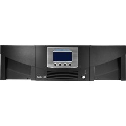 Quantum - LSC14-CH5N-219H - Quantum Scalar i40 Tape Library - 1 x Drive/25 x Slot - LTO-5 - SAS - Barcode Reader - 3U - Rack-mountableRack-mountable - 1 Year Warranty