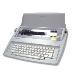 "Brother International - GX-6750 - Brother GX-6750 Portable Electronic Typewriter - Daisy Wheel - 12 - 9"" Print Width"