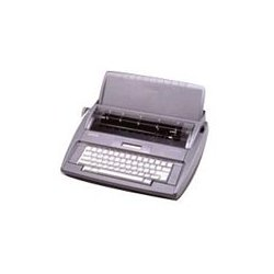 "Brother International - SX-4000 - Brother SX-4000 Portable Electronic Typewriter - Daisy Wheel - 10 cps - 9"" Print Width16 Character(s) LCD"