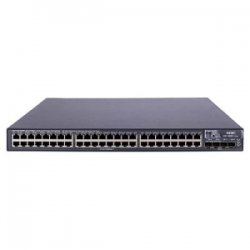 Hewlett Packard (HP) - JG258A#ABA - HP A5800-48G TAA Compliant Layer 3 Switch - 48 x Gigabit Ethernet Network, 4 x 10 Gigabit Ethernet Expansion Slot - Manageable - 3 Layer Supported - 1U High - Rack-mountable