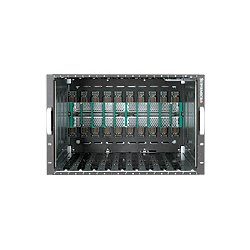Supermicro - SBE-710Q-R48 - Supermicro SuperBlade SBE-710Q-R48 Rackmount Enclosure - Rack-mountable - 7U - 10 x Bay - 4 x 1620 W - 16 x Fan(s) Supported