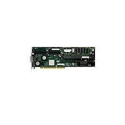 Hewlett Packard (HP) - 337972-B21 - SAS PCI-X SMARTARRAY P600/256 - PCI-X - Plug-in Card - RAID Supported - 0, 1+0, 5, 6 RAID Level - 3 Total SAS Port(s) - 2 SAS Port(s) Internal - 1 SAS Port(s) External