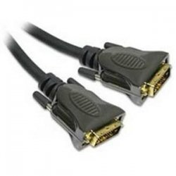 C2G (Cables To Go) - 40296 - C2G 2m SonicWave DVI Digital Video Cable (6.5ft) - DVI-D Male - DVI-D Male Video - 6.56ft - Gray