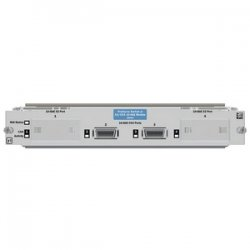 Hewlett Packard (HP) - J8694A - HP-IMSourcing Expansion Module - For Data Networking, Optical Network 2 10GBase-CX4 Network - Optical Fiber10 Gigabit Ethernet - 10GBase-CX42 x Expansion Slots - X2
