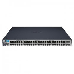 Hewlett Packard (HP) - J9472A#ABA - HP ProCurve 3500-48 Ethernet Switch - 4 x SFP (mini-GBIC) - 44 x 10/100Base-TX, 4 x 10/100/1000Base-T