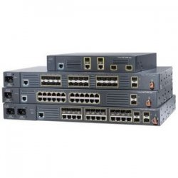 Cisco - ME-3400-24TS-D-RF - Cisco 3400-24TS Metro Ethernet Access Layer 3 Switch - 2 x SFP (mini-GBIC) - 24 x 10/100Base-TX