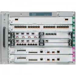 Cisco - 7606SRSP720CXLP-RF - Cisco 7606S-RSP720CXL-P Router Chassis - 6 x Expansion Slot