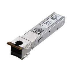 ZyXel - SFP-1000T - Zyxel SFP-1000T SFP Transceiver - 1 x 1000Base-T