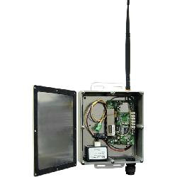 Moog / Videolarm - VLRM24 - MOOG Videolarm VLRM24 150 Mbit/s Wireless Access Point - ISM Band - 2 x Antenna(s) - PoE Ports - Pole-mountable