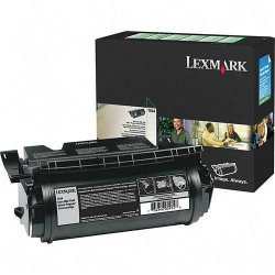 Lexmark - 64475XA - Lexmark Black Extra High Yield Return Program Toner Cartridge - Laser - 32000 Page