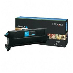 Lexmark - C9206CH - Lexmark Original Toner Cartridge - Cyan - Laser - 14000 Pages