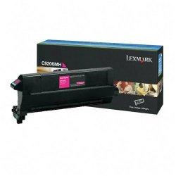 Lexmark - C9206MH - Lexmark Original Toner Cartridge - Magenta - Laser - 14000 Pages