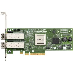 Emulex - LPE12002-M8 - Emulex LightPulse LPe12002 Fibre Channel Host Bus Adapter - 2 x LC - PCI Express 2.0 - 8Gbps