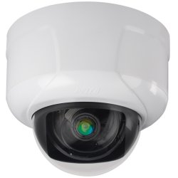 Pelco / Schneider Electric - IDS0C12-1 - Pelco Sarix IDS0C12-1 Network Camera - Color, Monochrome - 800 x 600 - 4.3x Optical - CMOS - Cable - Dome