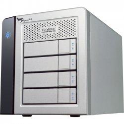 Promise Technology - PR402US - PROMISE Pegasus R4 8TB RAID System - (4x 2TB SATA)