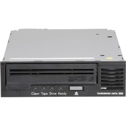 Tandberg Data - 3500-LTO - Tandberg LTO-3 HH - Tape drive - LTO Ultrium (400 GB / 800 GB) - Ultrium 3 - SAS - internal - 5.25 - for P/N: 3512-LTO