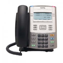Avaya / Nortel - NTYS03BFE6 - Tech Source Avaya 1120E IP Deskphone - VoIP phone - SIP - multiline - graphite