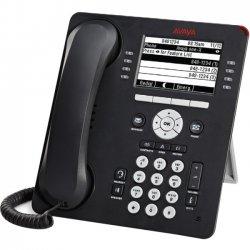 Avaya / Nortel - 700480585 - Avaya-IMBuyback One-X 9608 IP Phone - Wall Mountable, Desktop - 8 x Total Line - VoIP - Speakerphone - PoE Ports - Monochrome