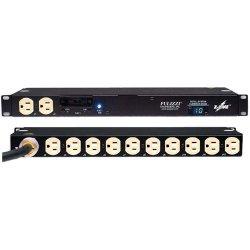 Eaton Electrical - T982A1-F-SS-115 - Powerware ePDU T982A1-F-SS-115 12-Outlets 1.44kVA PDU - 12 x NEMA 5-15R - 1.44 kVA - Network (RJ-45) - 1U - Horizontal Rackmount