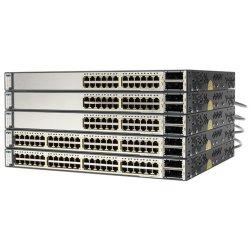 Cisco - WS-C3750E-24TDE-RF - Cisco Catalyst 3750E-24TD-E Multi-layer Stackable Switch - 2 x X2 - 24 x 10/100/1000Base-T, 2 x