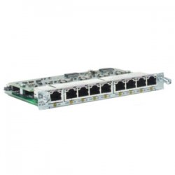 Cisco - HWIC-D-9ESW-POE-RF - Cisco 9-Port High-Speed WAN Interface Card with PoE - 9 x 10/100Base-TX - 1 x PoE