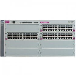 Hewlett Packard (HP) - J4848B#ABA - HP ProCurve 5372xl Switch - 72 x 10/100Base-TX