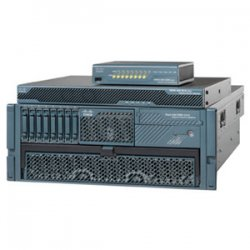 Cisco - ASA5505-50BUNK8-RF - Cisco ASA 5505 Adaptive Security Appliance - 6 x 10/100Base-TX LAN, 2 x 10/100Base-TX PoE LAN - 1 x SSC