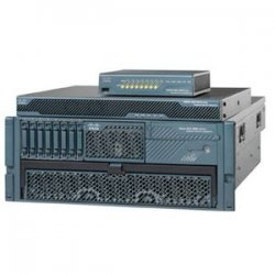 Cisco - ASA5505-ULBUNK8-RF - Cisco ASA 5505 Unlimited-User Bundle - 6 x 10/100Base-TX LAN, 2 x 10/100Base-TX PoE LAN - 1 x SSC
