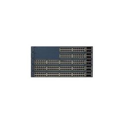 Cisco - WS-C3560E-48TD-SD - Cisco Catalyst 3560E-48TD Multilayer Managed Ethernet Switch - 2 x X2 - 48 x 10/100/1000Base-T