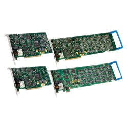 Dialogic - 306-214 - Dialogic Diva 306-214 Voice Board - PCI x Network (RJ-45) - E-carrier - Plug-in Card