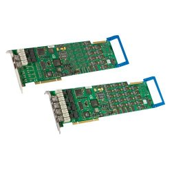 Dialogic - 306-396 - Dialogic Diva V-4PRI Voice Board - PCI Express - 4 x Network (RJ-45) - T-carrier/E-carrier - Plug-in Card