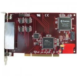 Comtrol - 99350-6 - Comtrol RocketPort Universal PCI 4J Serial Adapter - 4 x RJ-45 Female RS-232 Serial