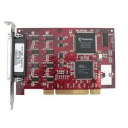 Comtrol - 99342-1 - Comtrol RocketPort Universal PCI Octa DB9 Multiport Serial Adapter - 8 x DB-9 Male RS-232 Serial Via Cable - Plug-in Card