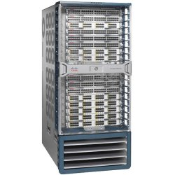 Cisco - N7K-C7018= - Cisco Nexus 18-Slot Switch Chassis - Manageable - 3 Layer Supported - 25U High - Rack-mountable