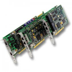 Dialogic - 901-001-16 - Dialogic TR1034 P8H-T1-1N-R Voice Board - 1 x RJ-48C, 1 x RJ-45 - PCI - PCI Full-length