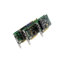 Dialogic - 901-001-09 - Dialogic Brooktrout TR1034+P16H-T1-1N-R Fax Boards - 16 x FT1 - Group 4, ITU-T V.34 - PCI