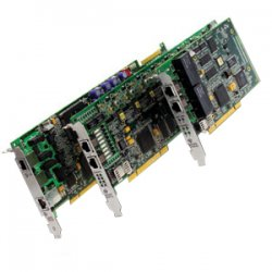 Dialogic - 901-001-11 - Dialogic Brooktrout TR1034 +P24H-T1-1N-R Fax Boards - 24 x T1 - Group 4, ITU-T V.34 - PCI