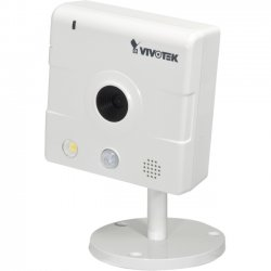 Vivotek - IP8133 - 1MP Privacy Button Compact Design Fixed Network Camera