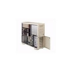 Supermicro - CSE-742S-600 - Supermicro SC742S-600 Chassis - Rack-mountable, Tower - Beige
