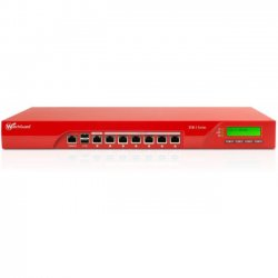 Watchguard Technologies - WG510063 - Trade Up to WatchGuard XTM 510 and 3-yr Security Bundle - 7 Port - 10/100/1000Base-T, 10/100Base-TX Gigabit Ethernet - USB