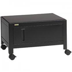 Bretford - C15-BK - Bretford C15-BK Tall Printer/Copier Stand - Steel - Black