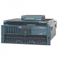 Cisco - ASA5505SECBUNK9-RF - Cisco ASA 5505 Unlimited-User Security Plus Bundle - 6 x 10/100Base-TX LAN, 2 x 10/100Base-TX PoE LAN - 1 x SSC