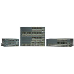 Cisco - WS-C2960-48TC-S-RF - Cisco Catalyst 2960-48TC-S Ethernet Switch - 2 x SFP - 48 x 10/100Base-TX, 2 x 10/100/1000Base-T