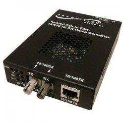 Transition Networks - SSEFE1022-100 - Transition Networks Ethernet/Fast Ethernet Media Converter - 1 x RJ-45 , 1 x ST Duplex
